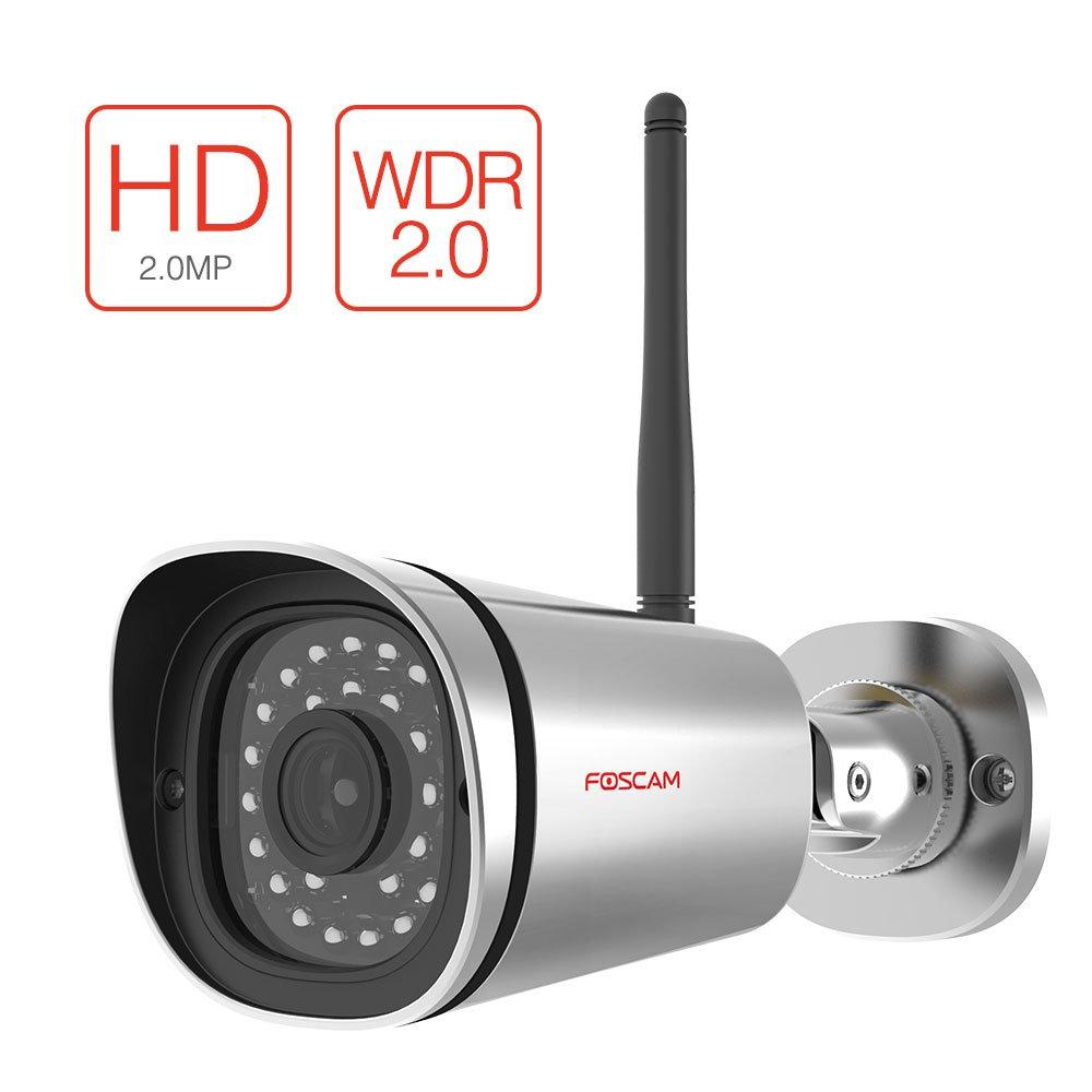 Foscam FI9900P IP Kamera für draußen, Überwachungskamera, 2 MP bei Amazon.de