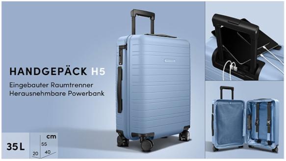 Horizn Studios Koffer im Angebot - M5 für 180€, H5 für 140€, etc. + 8€ VSK