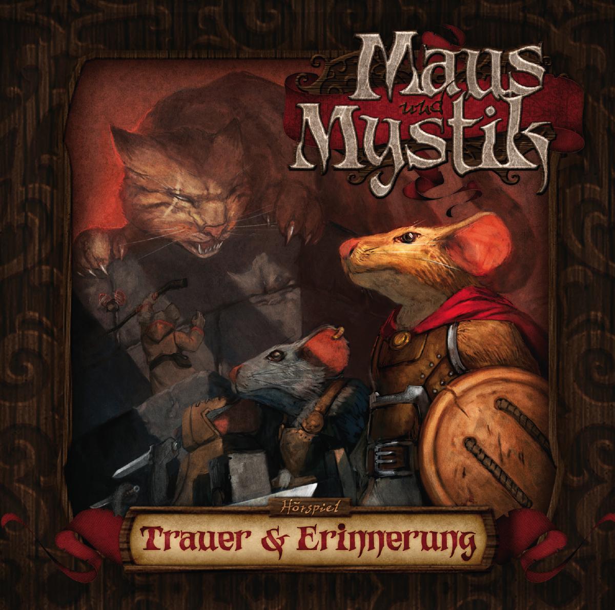 Maus & Mystik Hörspiel Trauer & Erinnerung mp3 kostenlos (Brettspiel)