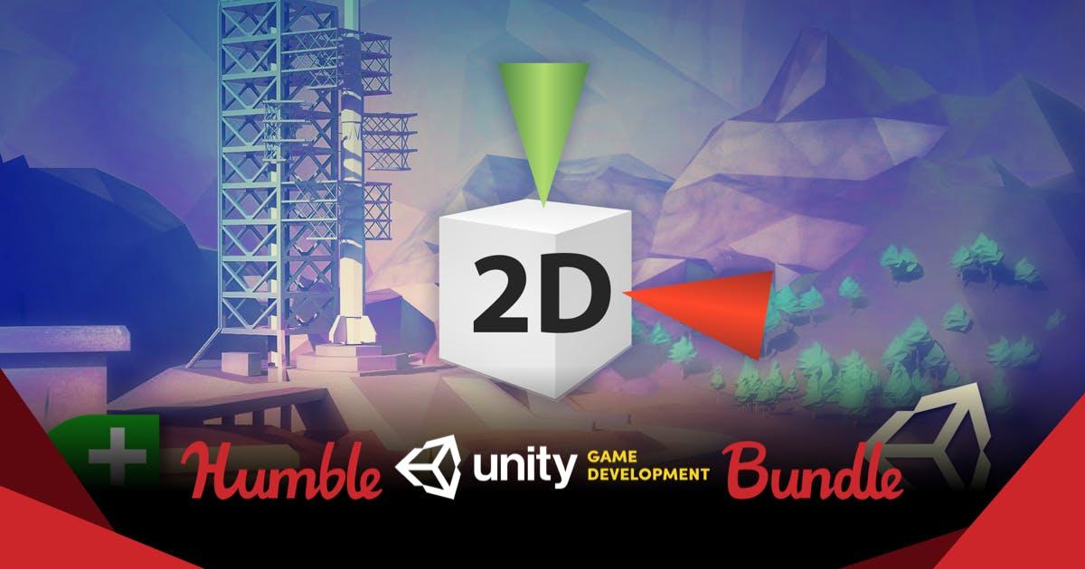 [Udemy] Humble Unity Game Development Bundle ab ca. 0,89 €