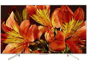SONY KD-65XF8577 LED TV (Flat, 65 Zoll/164 cm, UHD 4K, SMART TV, Android TV)