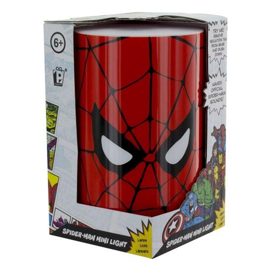 Spiderman Mini Leuchte mit Sound (11,5 cm) für 6,96€ (GameStop)