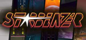Early Access Starblazer Starblazer VR - 2.39 @Steam