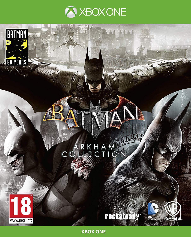 Batman: Arkham Collection Steelbook Edition (Xbox One & PS4) für je 34,69€ (Base.com)