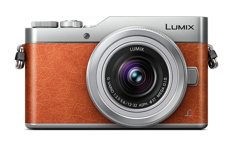 Panasonic Lumix DC-GX800 Kit 12-32 mm orange