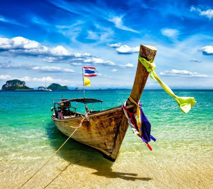 Flüge: Phuket / Thailand ( Sept-Mai ) Hin- und Rückflug mit der Star Alliance von Amsterdam ab 359€ inkl. Gepäck