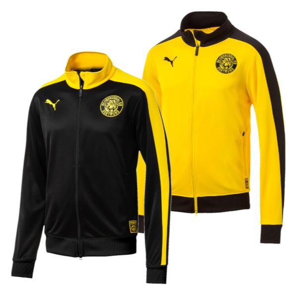 Puma BVB Borussia Dortmund T7 Track Jacket für Herren Gr. S - 3XL