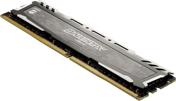 Ballistix Sport LT Grau BLS16G4D30AESB 1x16GB Riegel DDR4 RAM 3000 MHz CL15-16-16 dual-rank