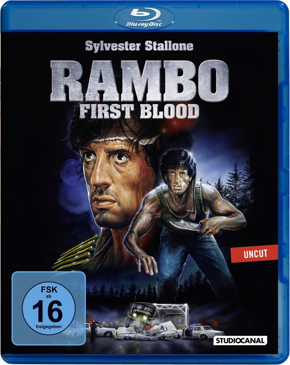 Rambo - First Blood (Blu-ray) für 5,99€ (JPC)