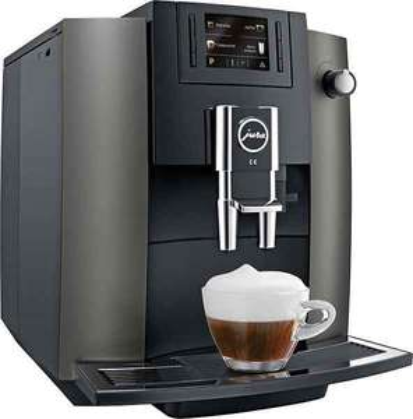 JURA Kaffeevollautomat E6 Dark Inox [Otto]