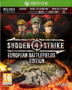 Sudden Strike 4 European Battlefields Edition (Xbox One) für 11,18€ (Base.com)