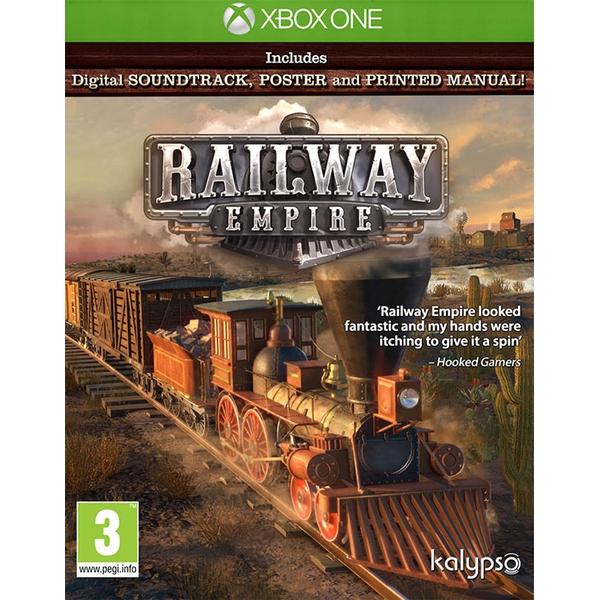 Railway Empire Limited Day One Edition (Xbox One) für 11€ & (PS4) für 10,03€ (Base.com)