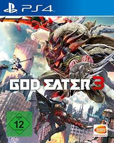 God Eater 3 (PS4) für 29,99€ inkl. Versand (Amazon & MediaMarkt & Saturn)