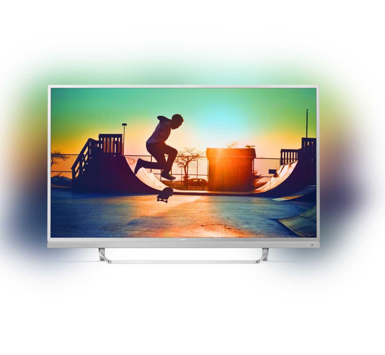 Philips 55PUS6482 55″ (139cm) 4K UHD Ambilight Smart TV