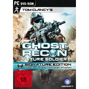 Tom Clancy's Ghost Recon: Future Soldier [no-Steam] für  8.40 € @ GMG
