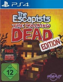The Escapists: The Walking Dead Edition (PS4) für 10,79€ inkl. Versand (Buecher.de)
