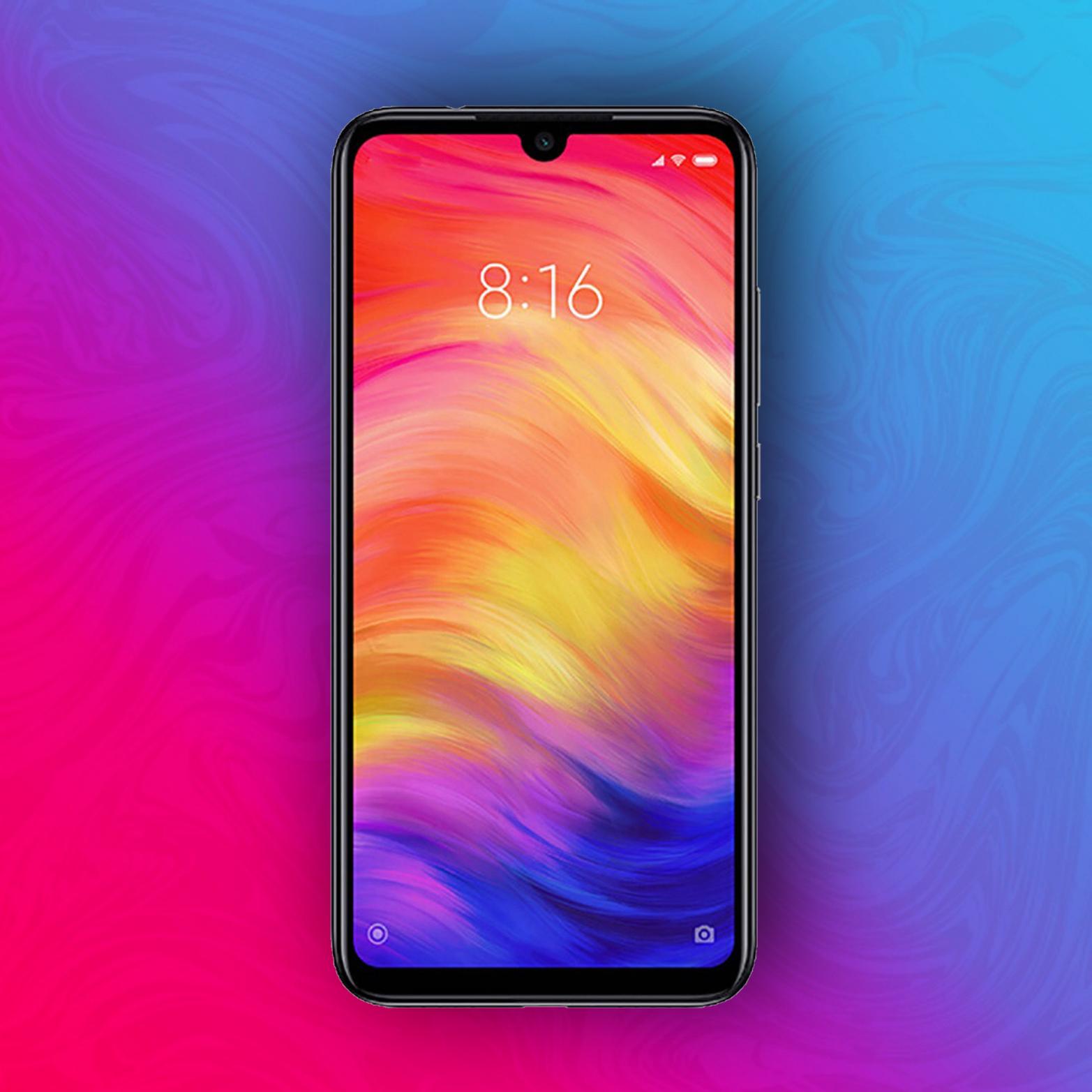 Xiaomi Redmi Note 7 64/4GB - Snapdragon 660 - 48MP/5MP Kamera | Deutscher Händler