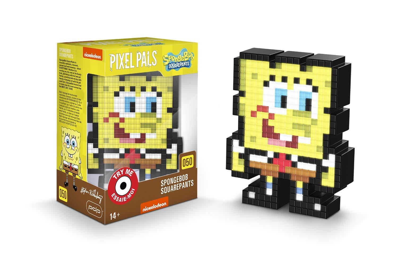 Pixel Pals - SpongeBob Schwammkopf für 8,96€ (GameStop)
