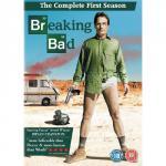 Breaking Bad 1.Staffel(3DVDs)jetzt noch günstiger bei Amazon.uk