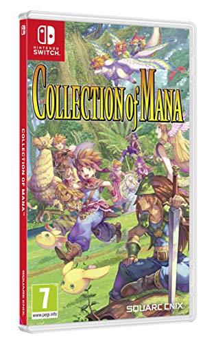 Collection of Mana (Mystic Quest, Secret of Mana, Seiken Densetsu 3) für Switch [Amazon FR]