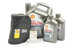 Shell Helix Ultra 0W40 7 Liter (5,57€/l) + Tasche, VW 502.00/505.00; MB 229.5 Ebay WOW