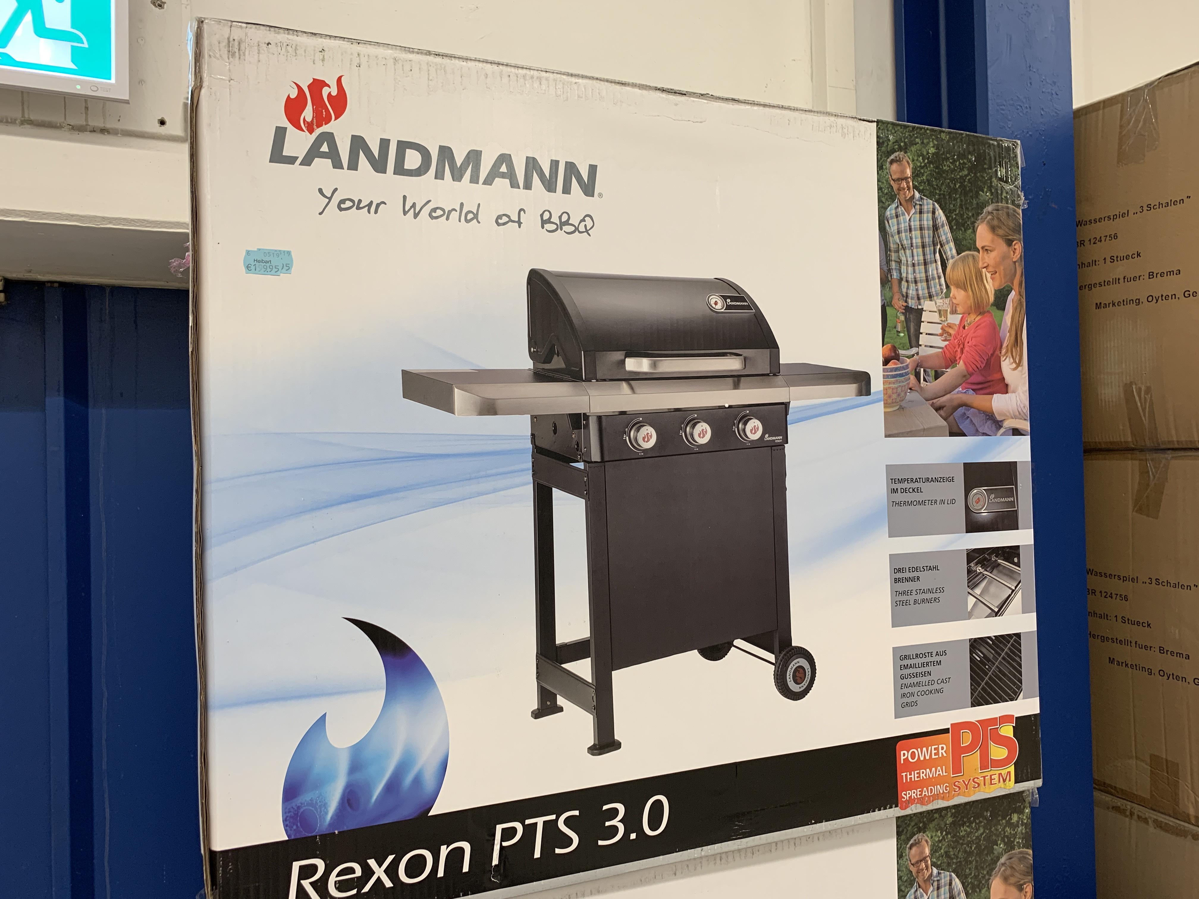 *lokal* Heibart Baumarkt in Hannover-Garbsen Landmann Rexon PTS 3.0