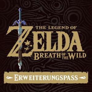 the Legend of Zelda Breath of the Wild - Erweiterungspass (Switch - eShop)