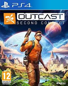 Outcast Second Contact Ps4 Playstation 4 für 8,57€ + Versand