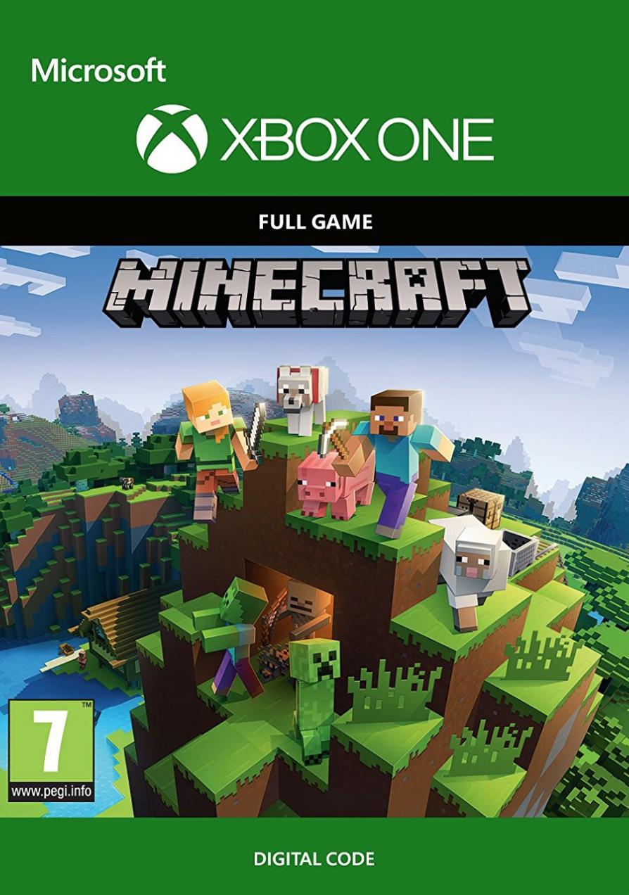 Minecraft (Xbox One Digital Code) für 9,19€ (CDkeys)