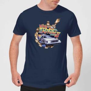 """40% Rabatt auf """"Zurück in die Zukunft"""" T-Shirts & Hoodies + gratis Versand, z.B. T-Shirt"""