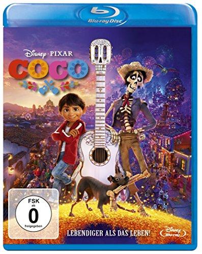 Coco - Lebendiger als das Leben! (Blu-ray) für 7,99€ (Amazon Prime & Real)