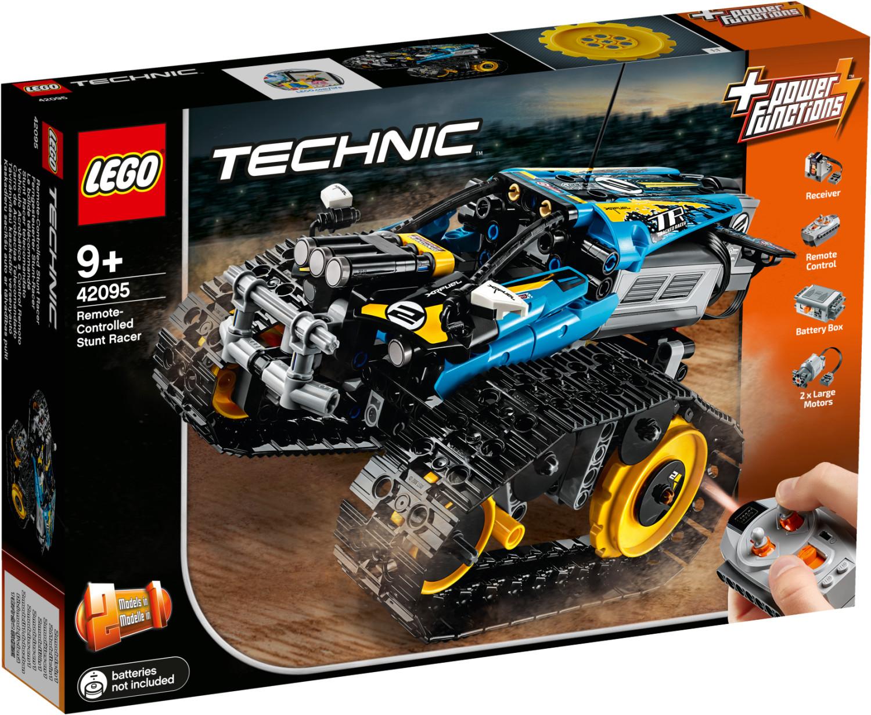 LEGO Technic 42095 - Ferngesteuerter Stunt-Racer + bis zu 20% zusätzlicher Rabatt