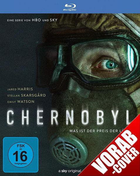 Chernobyl - Limited Collector's Mediabook, deutsche + englishe Sprachausgabe [Blu-ray]