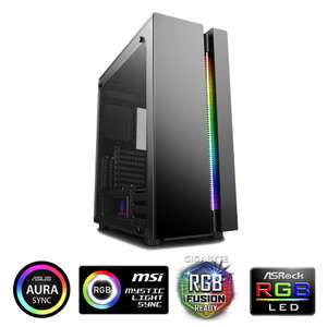 Deepcool NEW ARK 90SE, Tower-Gehäuse (schwarz, Window-Kit)