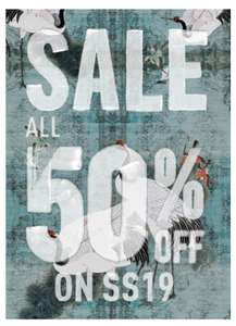 Replay End of Season Sale 50%