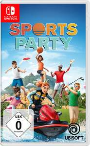 Sports Party (Switch) für 9,99€ oder für 8,80€ Russland (eShop)