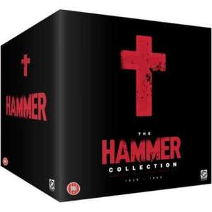 The Hammer  Collection - 21 DVD-Collectors Edition @TheHut.com
