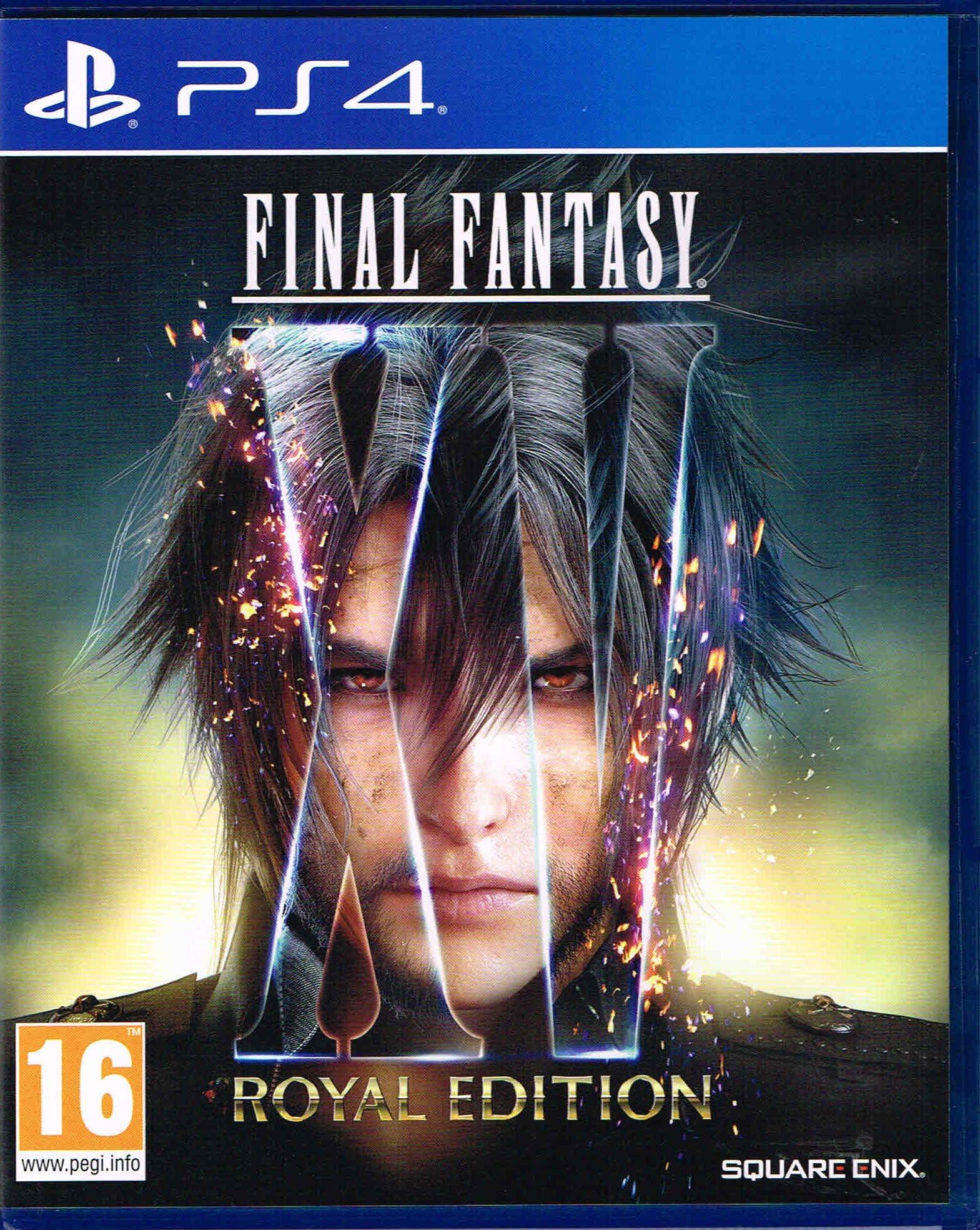 Final Fantasy XV Royal Edition (PS4) für 12,89€ (Gameware)