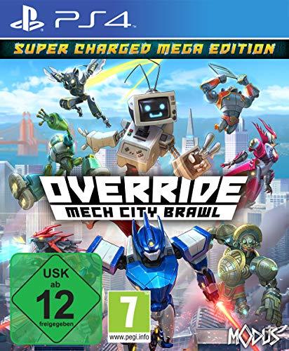 Override: Mech City Brawl Super Charged Mega Edition (PS4) für 13,99€ (Amazon Prime & Saturn & Media Markt)