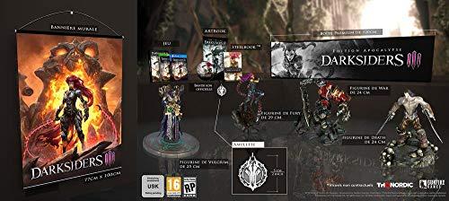 AMAZON / Darksiders III Apocalypse Edition für Xbox ONE 235,29 € für PS4 für 233,22 €