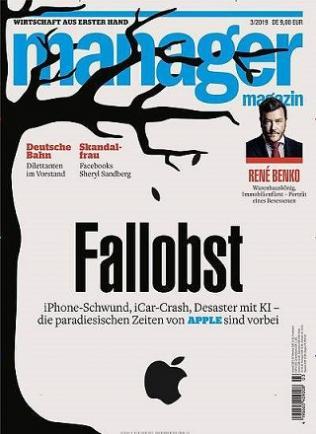 Manager Magazin Abo (12 Ausgaben) für 114,60 € mit 90,00 € BestChoice Universalgutschein