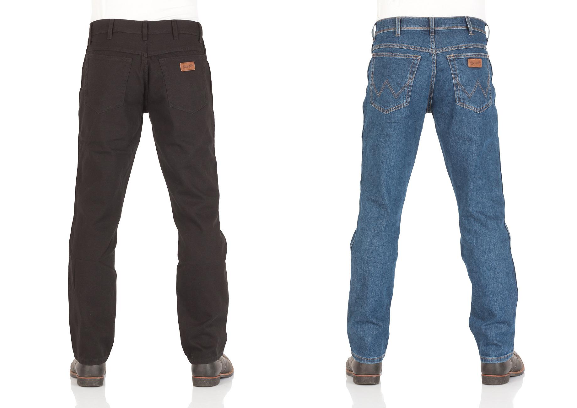 """Wrangler Herren Jeans """"Durable"""" für 29,95€"""