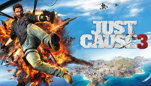 Just Cause 3 PC [Steam]