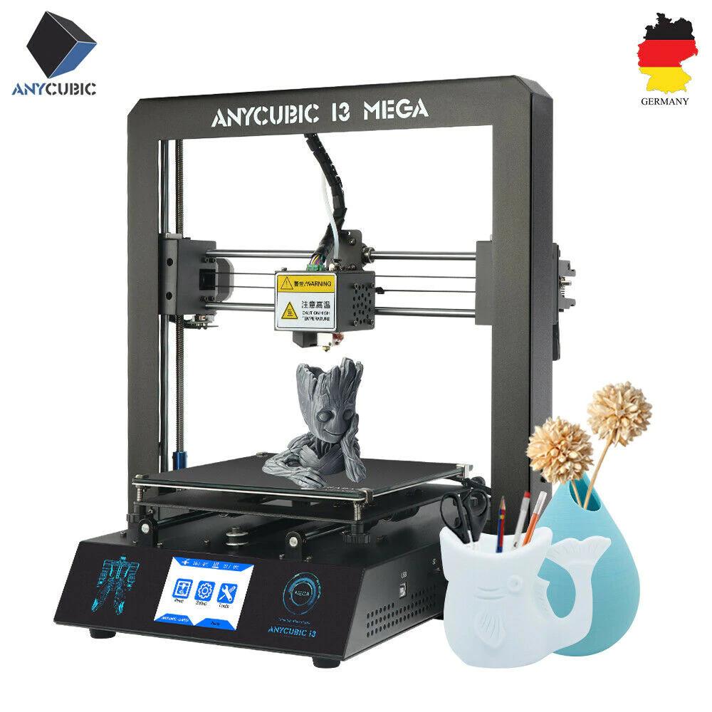 [aliexpress] ANYCUBIC i3 Mega 3D Drucker aus Deutschland / Shoop 5,5% Cashback möglich *Update*