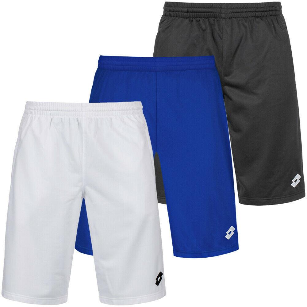 Lotto Shorts mit Taschen in 3 Farben und Größe S-2XL