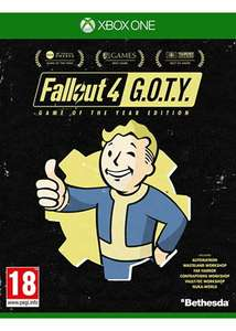 Fallout 4: Game of the Year Edition (Xbox One) für 14,81€ inkl. Versand (Base UK)
