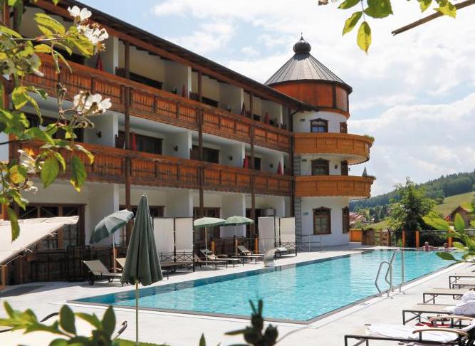 4*-Hotel Bayerischer Hof Rimbach ab 2 Übernachtungen mit 2 Personen ab 109€ p.P. (bei 5 Übernachtungen nur 87,20€ p.P.)