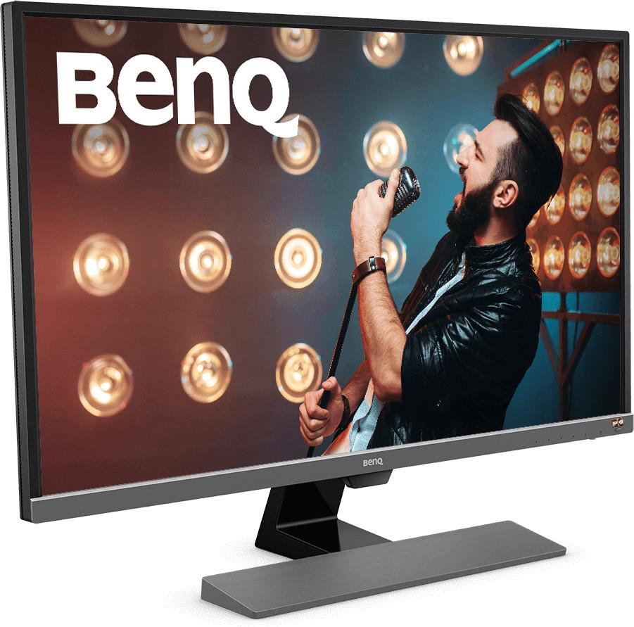 "BenQ EW3270U (32"", VA, UHD, 60Hz, FreeSync, G-Sync Compatible, HDR, 10bit, 300 cd/m², 2x HDMI 2.0, DP 1.4, USB-C mit DP 1.2, Lautsprecher)"