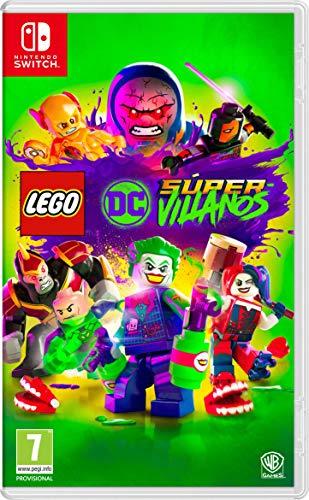 LEGO DC Super-Villains (Switch) für 23,65€ (Amazon ES)