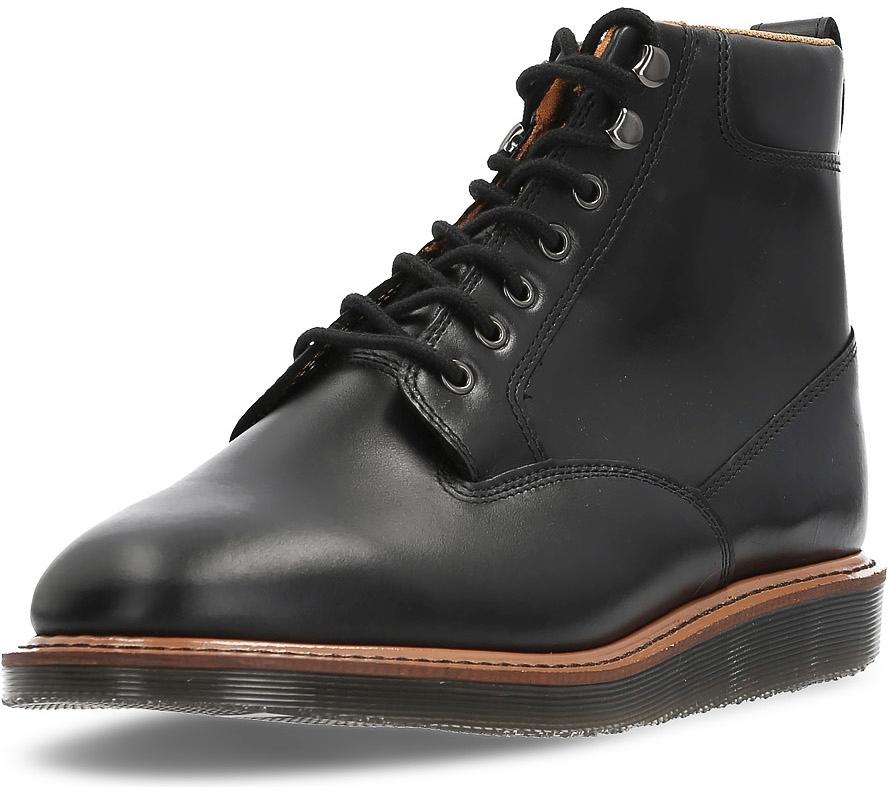 Dr. Martens Boots Omari, Leder, in Braun oder Schwarz (Gr. 40-45) @Top12